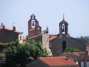 L'église Saint Félix possède deux clochers