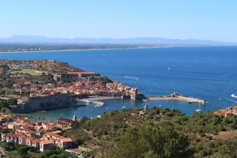 Le petit train touristique de collioure - Office du tourisme de collioure ...
