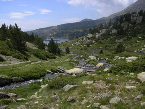 Tour des lacs du carlit - Office du tourisme pyrenees orientales ...