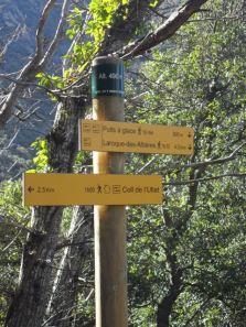 A Laroque des Albères, les sentiers de randonnée sont balisés et régulièrement contrôlés